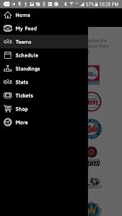 NBA G League 7.4.2 Android Mod + APK + Data 2
