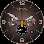 Analog Clock Dayson Live Wallpaper