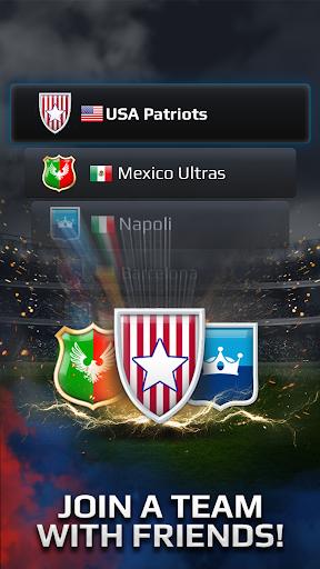 Football Rivals - Team Up with your Friends! APK MOD (Astuce) screenshots 2