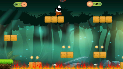 Forest Panda Run 1.2.6.2 screenshots 10