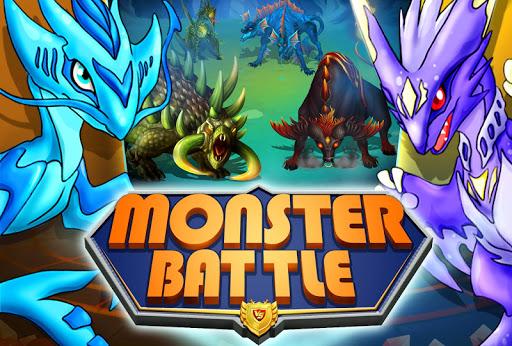 monster battle screenshot 1