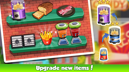 Cooking Cafe Restaurant Girls - Best Cooking Game 2.0.3 Screenshots 8