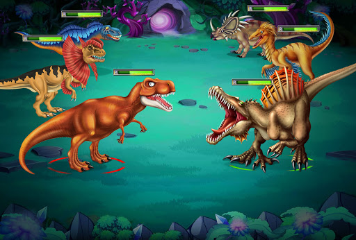 Dino Battle android2mod screenshots 3
