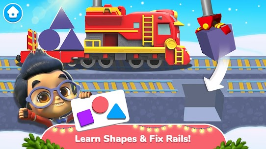 Mighty Express – Play & Learn with Train Friends Mod Apk (Unlocked) 5