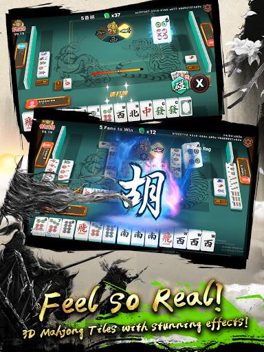 3P Mahjong Fury - hottest in Malaysia & Singapore  screenshots 2