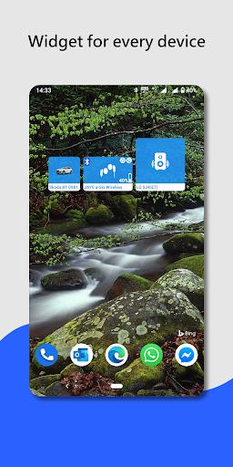 Bluetooth audio device widget: connect, play music  Screenshots 7