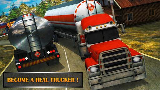 real truck parking simulator3d screenshot 1