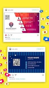 Business Card Maker MOD APK (Premium Unlocked) Download 7