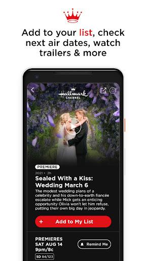Hallmark Movie Checklist android2mod screenshots 4
