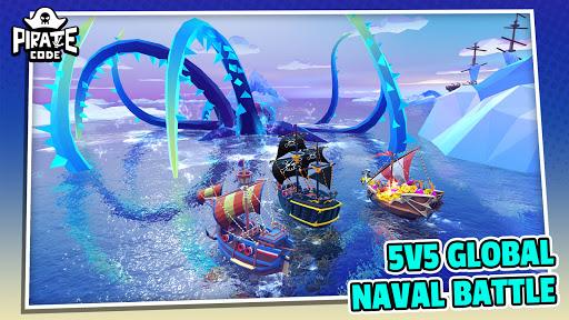 Pirate Code - PVP Battles at Sea 1.2.8 screenshots 8