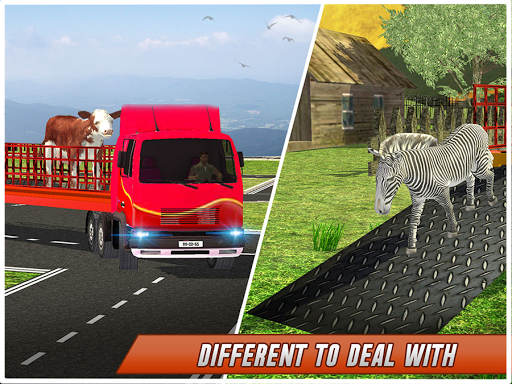Farm Animal Transport Truck Simulator Driver 2020 2.7 Screenshots 23