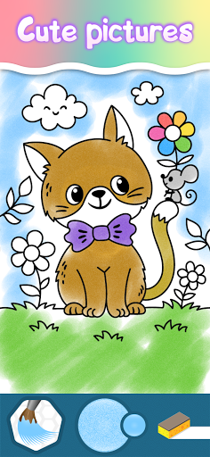 Coloring pages for little princesses  screenshots 3