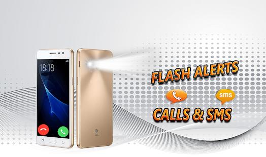 Flash Alert : Call & Sms 25.0.1 Screenshots 6
