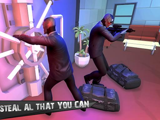 City Gangster Bank Robbery 2020 screenshot 14