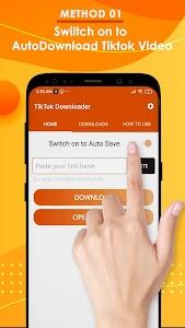 Video Downloader for Tiktok - No watermark 1.0.65