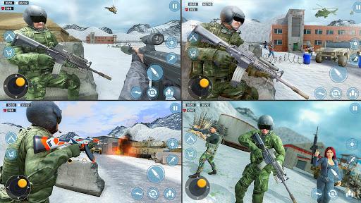 Modern Commando 3D: New Shooting- Army Games 2021 1.0.13 screenshots 6