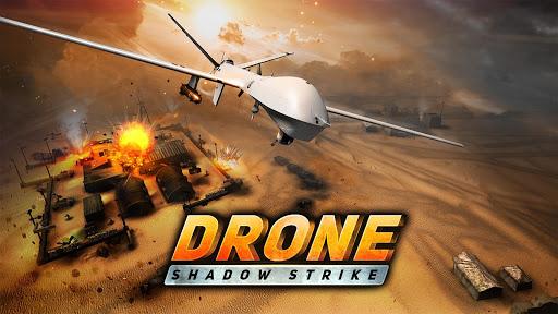 Drone Shadow Strike modiapk screenshots 1
