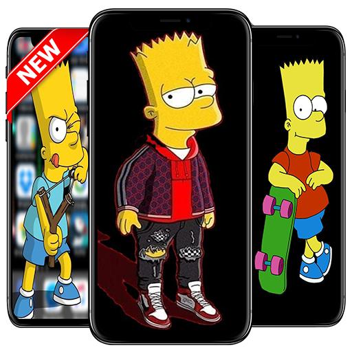 Baixar Bart Art Wallpapers New HD/4K para Android