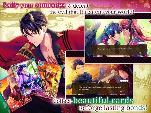 Ayakashi: Romance Reborn - Supernatural Otome Game 1.11.0 screenshots 16