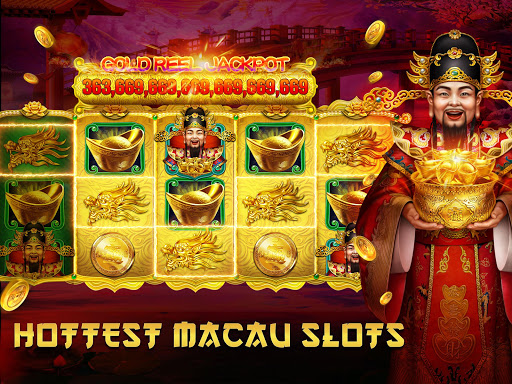 Grand Macau 3: Dafu Casino Mania Slots apkpoly screenshots 19