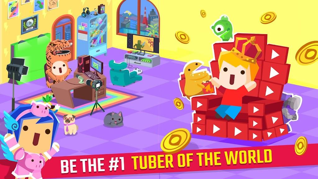 Vlogger Go Viral: Streamer Tuber Life Simulator poster 23