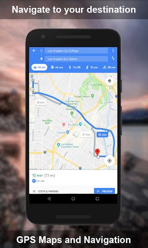 GPS Maps and Navigation 1.1.5 Screenshots 2