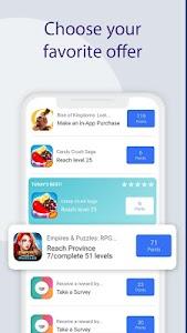 Rewardr - Get rewards to play games & take surveys 2.3.0