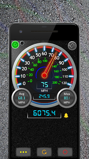 DS Speedometer & Odometer 7.02 Screenshots 16