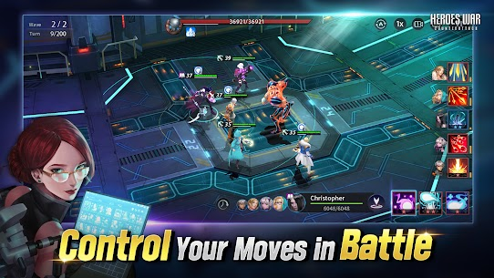 Heroes War: Counterattack MOD Apk 1.8.0 (Unlimited Money) 4