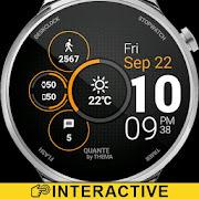 Quante Watch Face & Clock Widget