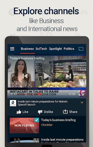 Haystack News: Local & World TV News - Free 3.91 Screenshots 10
