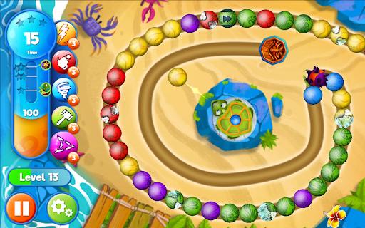 Marble Woka Woka from the jungle to the marble sea 2.042.02 screenshots 5