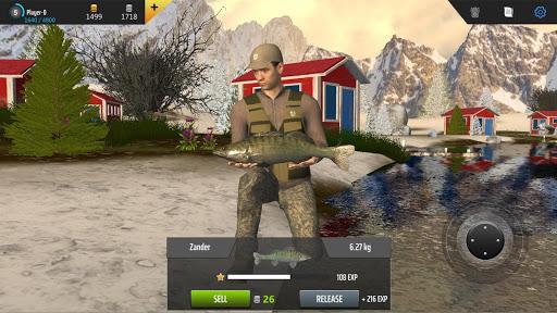 Professional Fishing 1.41 de.gamequotes.net 1