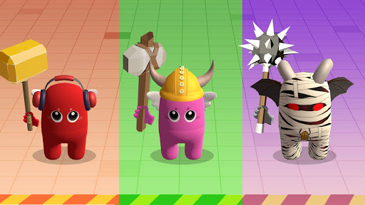 Imposter Smashers 2 - cute survival io games screenshots 23