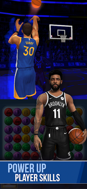 NBA Ball Stars: Play with your Favorite NBA Stars poster 3