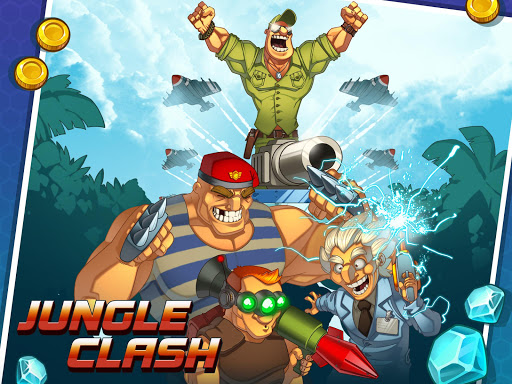 Jungle Clash 1.0.18 screenshots 7