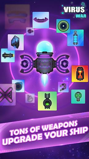 Virus War - Space Shooting Game screenshots 7