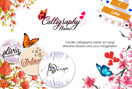 Calligraphy Name Art : For Pc – Download On Windows And Mac [latest Version] 1