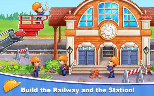 Building and Train Games for Kids Kindergarten apktram screenshots 3