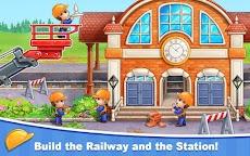 子供の幼稚園のための列車ゲームの学習のおすすめ画像3