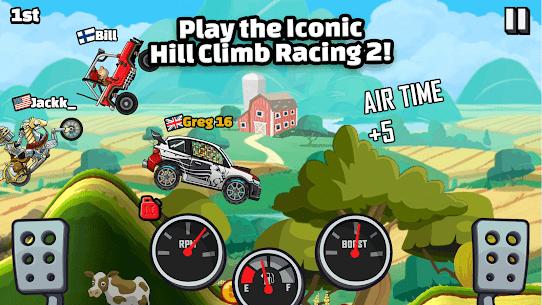 Hill Climb Racing 2 Mod Apk Unlimited Money Diamond And Fuel 1