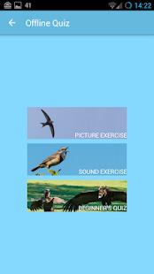 BirdID - European bird guide and quiz