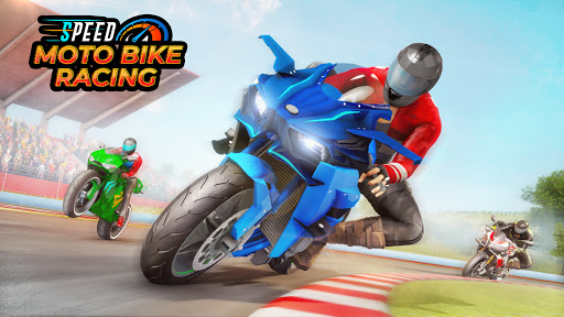 Bike Racing Games: Moto Racing apktreat screenshots 1
