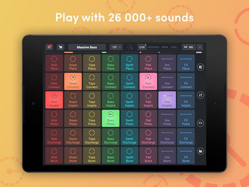 Remixlive - Make Music & Beats  Screenshots 13