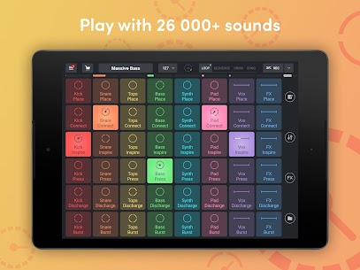 Remixlive Mod Apk- Make Music & Beats (Paid Features Unlocked) 7