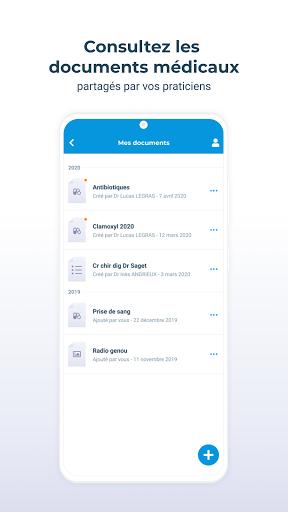 Doctolib - Prise de rendez-vous en ligne  Screenshots 7