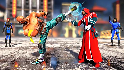 Kung Fu Karate Fighting Games: Pro Kung Fu King 3D apk 3.0 screenshots 3