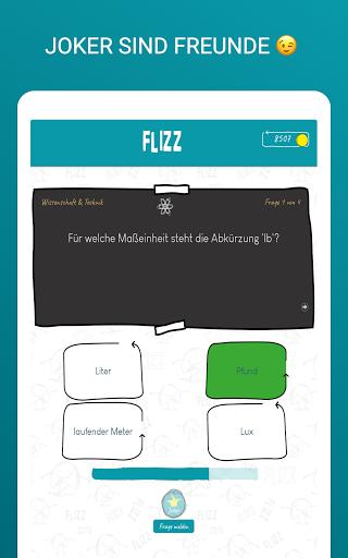 FLIZZ Quiz 3.400 screenshots 11