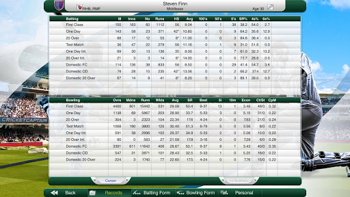 Cricket Captain 2019 1.0 screenshots 9