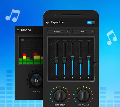Equalizer & Bass Booster 1.6.7 Screenshots 5